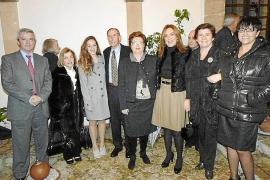 Entrega de los Premis Populars 2011 en ses Cases de sa Font Seca