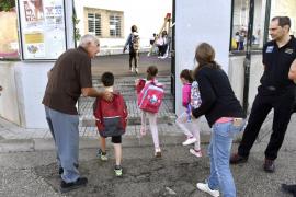 Reabren los centros educativos de Sant Llorenç con apoyo psicológico