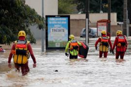 Al menos 12 fallecidos en una riada en Aude, al sur de Francia