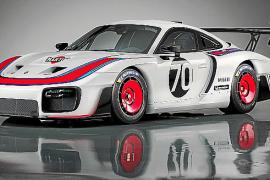 Porsche ha dado a conocer la nueva versión exclusiva del modelo 935