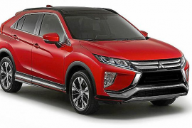 El Mitsubishi Eclipse Cross consigue el Good Design'18
