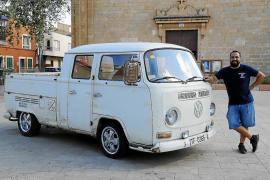 Volkwagen T-2, una forma distinta de conducir