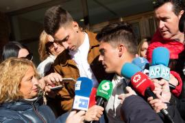 Los futbolistas acusados de abuso sexual a una menor insisten en su inocencia