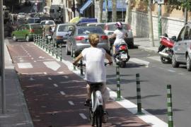 Cort aprueba el proyecto de la  «bici-ordenanza» que establece multas de hasta 500 euros