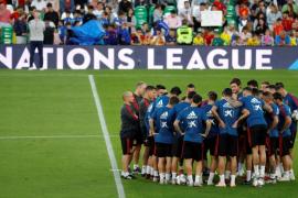 Mallorca albergará un partido de la selección española de fútbol