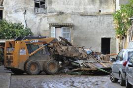 El Govern y el Consell evaluarán las casas afectadas por las inundaciones en Mallorca