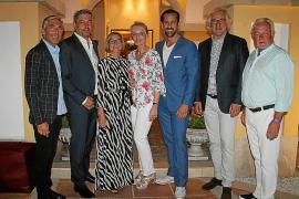 Entrega de trofeos del torneo de golf de 'Mallorca Magazin'
