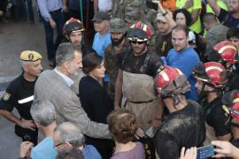 Los Reyes presidirán en Manacor el funeral por las víctimas de las inundaciones en Mallorca