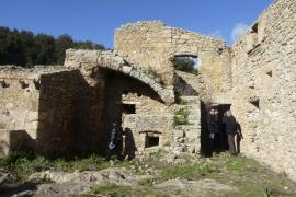 El Consell quiere rehabilitar el monasterio de Bellpuig y abrirlo a visitas