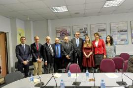 Primera lectura de una tesis del doble doctorado entre la UIB y una universidad rusa