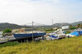 El Consell sólo permite las marinas secas para barcos de hasta ocho metros de eslora en Andratx