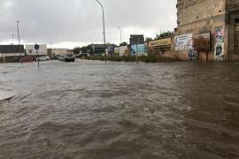 A las puertas de un nuevo episodio de lluvias destacadas en Baleares