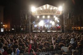 Más del 50% de los encuestados por Cort cree que se debería mejorar la programación musical de Sant Sebastià