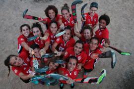 El Mallorca Hockey Club salta a la hierba