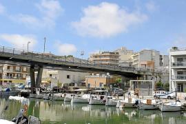 El Consell aportará un tercio del coste de la demolición del puente del Riuet de Porto Cristo