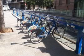 Bicipalma dispondrá de nuevas tarifas a partir de enero