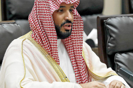 El heredero saudí, en el centro del escándalo Khashoggi