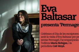 Presentación del libro de Eva Baltasar en Rata Corner