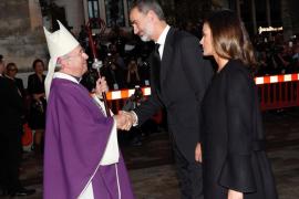 Las emotivas palabras del obispo de Mallorca durante el funeral por las víctimas en la riada