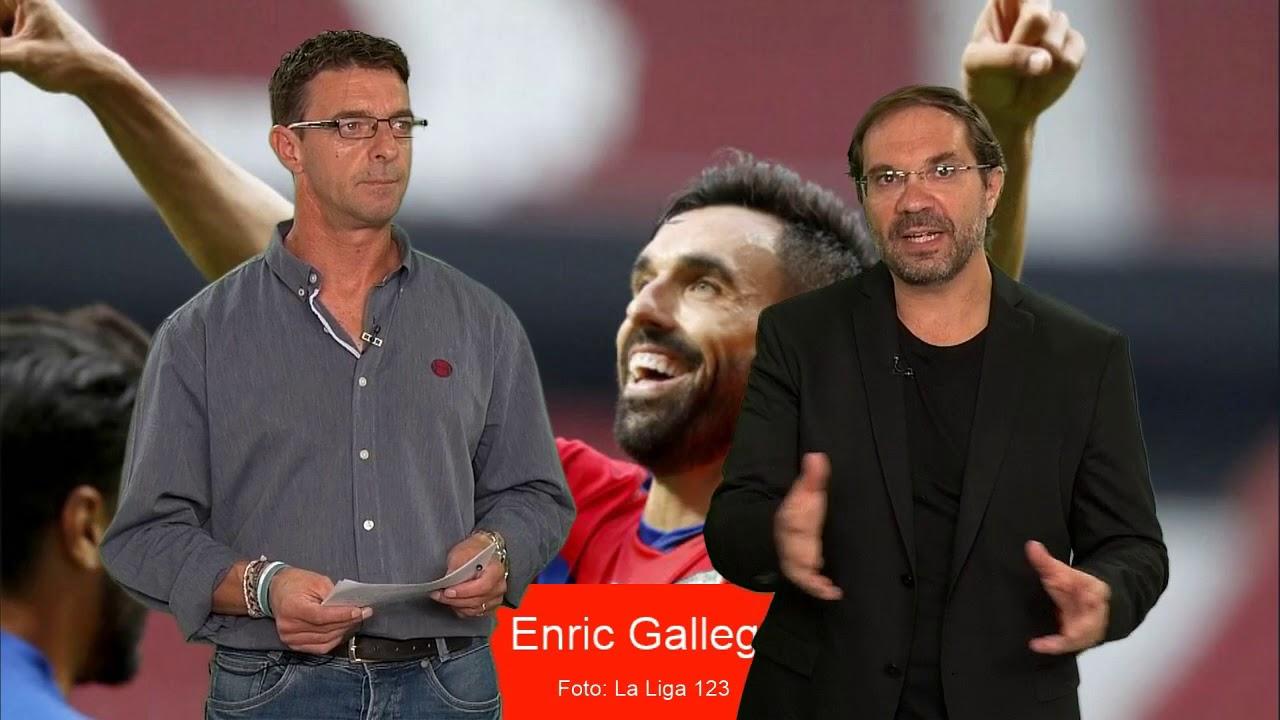 El Mallorca contra Enric Gallego