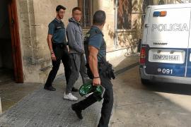 Prisión para el joven que cometió un brutal atraco a un anciano en una calle de Magaluf