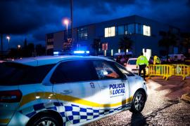 Cuatro hombres inmovilizan al agresor de una mujer en Calvià
