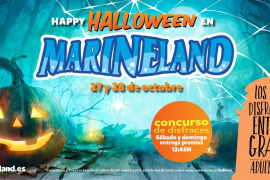 Halloween en Marineland