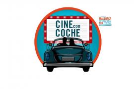 Port Adriano se convierte en un autocine con  'Cine con coche'