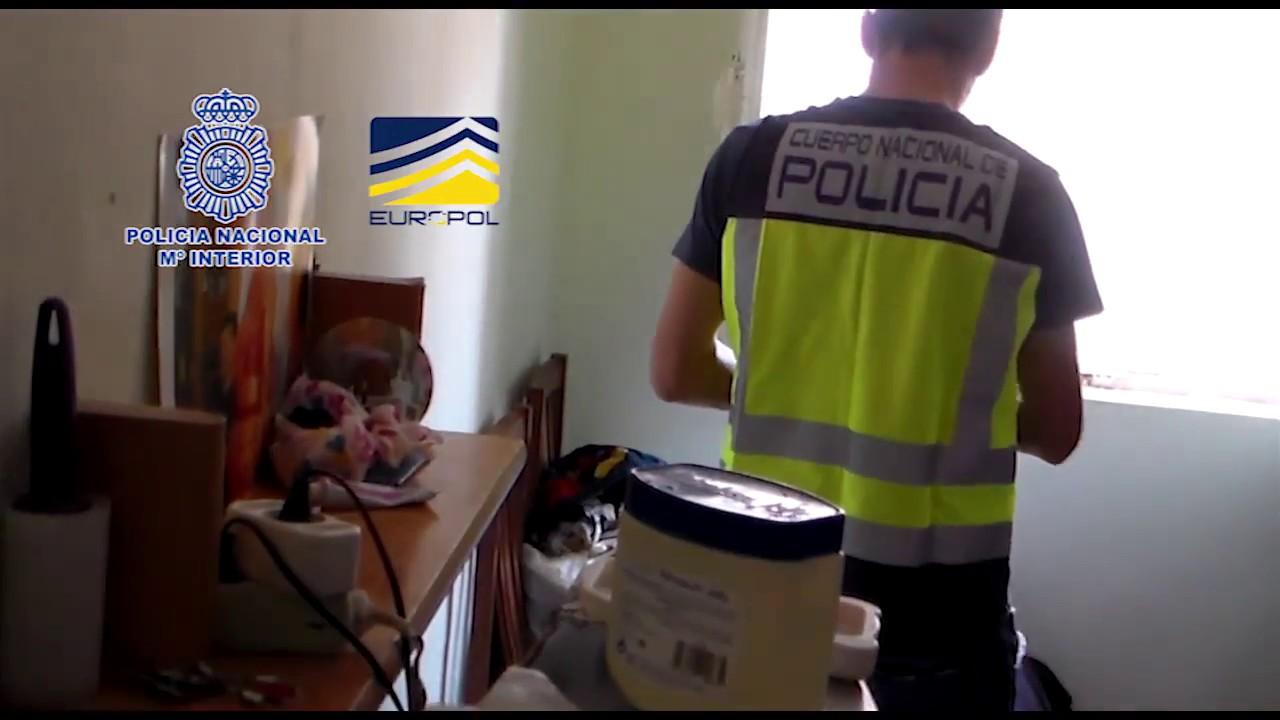 Ocho detenidos en Palma tras desarticularse una red de trata de mujeres a las que sometían a vudú