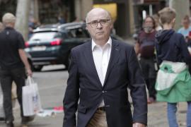 Fernando Areal, sobre pagos en negro a Over: «Si se hizo algún pago lo hice yo»
