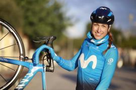 La ciclista Mavi García seguirá en el Movistar Team en 2019