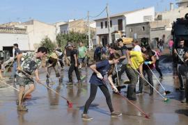 Sant Llorenç agradece el apoyo recibido tras las inundaciones