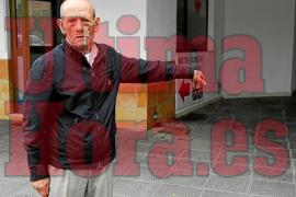 El anciano agredido en Magaluf: «Desde el día del atraco no he vuelto a ser el mismo»