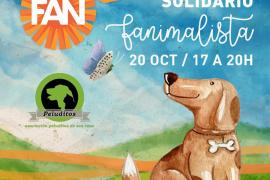 Fan Mallorca Shopping acoge un desfile de perros que buscan adopción
