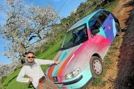 Creatividad sobre cuatro ruedas