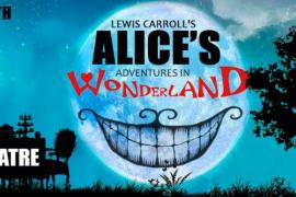Morgana Teatre lleva al Auditórium su representación en inglés de 'Alice's Adventures in Wonderland'