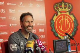 Vicente Moreno recela del Extremadura