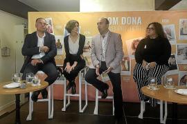La secretaria de Estado de Turismo presenta el hotel exclusivo para mujeres en Porto Cristo