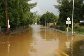 Desactivadas las alertas en Baleares tras unas lluvias que dejan 177,8 litros en Lluc y 81,8 en Muro