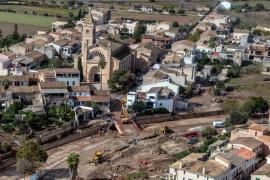 Finaliza la fase de emergencia del Plan Inunbal por las inundaciones en Mallorca