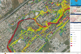 Previsión de inundaciones en Marratxí