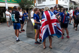 Desfile de delegaciones del Campeonato Europeo Multideporte, en imágenes. (Fotos: Daniel Espinosa)