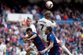 El Real Madrid vuelve a perder