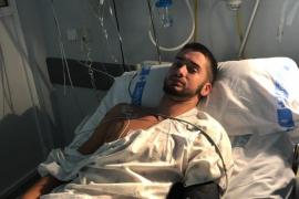 Pere Sureda se recupera tras sufrir una taquicardia en pleno partido
