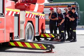 Bomberos de toda España reivindican una Ley Marco que regule la profesión