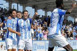 El Atlético Baleares busca su segundo triunfo para hacerse fuerte en Son Malferit