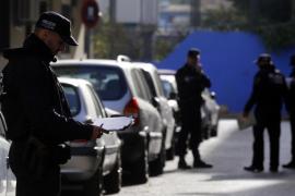 Investigan la caída de una joven desde un primer piso de madrugada en Palma