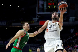 Iberojet y Madrid pactan la disputa de un partido benéfico en Son Moix