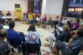 Crida per Palma se presenta como la candidatura municipalista y rupturista para las elecciones de 2019