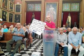 Palma abrirá el pleno a la participación con la creación del 'escaño ciudadano'